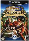 Electronic Arts Harry Potter Quidditch World Cup GameCube Game