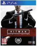 Warner Bros Hitman Definitive Edition PS4 Playstation 4 Game