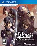 Idea Factory Hakuoki Edo Blossoms PS Vita Game