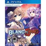 Idea Factory MegaTagmension Blanc Plus Neptune VS Zombies PS Vita Game