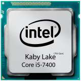 Intel Core i5 7400 3.5GHz Processor