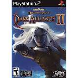 Interplay Baldurs Gate Dark Alliance 2 PS2 Playstation 2 Game