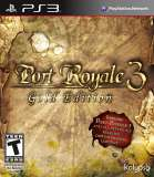 Kalypso Media Port Royale 3 Gold Edition PS3 Playstation 3 Game