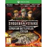 Kalypso Media Sudden Strike 4 European Battlefields Xbox One Game