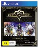 Square Enix Kingdom Hearts The Story So Far PS4 Playstation 4 Game