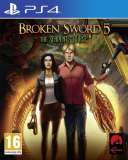 Koch Media Broken Sword 5 The Serpents Curse PS4 Playstation 4 Game