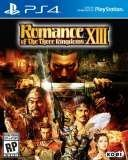 Koei Romance of the Three Kingdoms XIII PS4 Playstation 4 Game