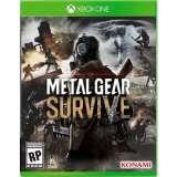 Konami Metal Gear Survive Xbox One Game