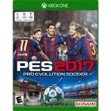 Konami PES 2017 Pro Evolution Soccer Xbox One Game