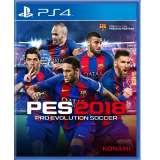 Konami PES 2018 Pro Evolution Soccer PS4 Playstation 4 Game