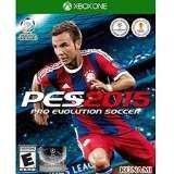 Konami Pro Evolution Soccer 2015 Xbox One Game
