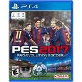 Konami Pro Evolution Soccer 2017 PS4 Playstation 4 Game