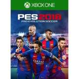Konami Pro Evolution Soccer 2018 Xbox One Game