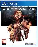 Square Enix Left Alive Day One Edition PS4 Playstation 4 Game