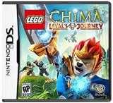 Warner Bros Lego Legends of Chima Lavals Journey Nintendo DS Game