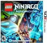 Warner Bros Lego Ninjago Droids Nintendo 3DS Game