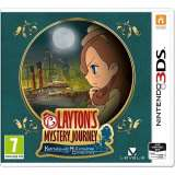 Level 5 Laytons Mystery Journey Katrielle And The Millionaires Conspiracy Nintendo 3DS Game