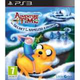Little Orbit Adventure Time The Secret Of The Nameless Kingdom PS3 Playstation 3 Game