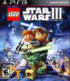 Lucas Art Lego Star Wars III The Clone Wars PS3 Playstation 3 Game