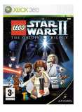 Lucas Art Lego Star Wars II The Original Trilogy Xbox 360 Game