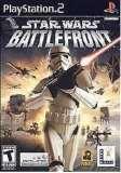 Lucas Art Star Wars Battlefront PS2 Playstation 2 Game
