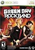 MTV Game Rock Band Green Day Xbox 360 Game