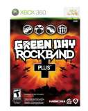MTV Game Green Day Rock Band Plus Xbox 360 Game