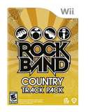 MTV Game Rock Band Country Track Pack Nintendo Wii Game