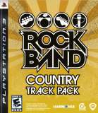 MTV Game Rock Band Country Track Pack PS3 Playstation 3 Game