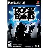 MTV Game Rock Band PS2 Playstation 2 Game