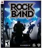 MTV Game Rock Band PS3 Playstation 3 Game