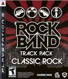 MTV Game Rock Band Track Pack Classic Rock PS3 Playstation 3 Game