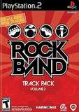 MTV Game Rock Band Track Pack Vol 2 PS2 Playstation 2 Game