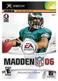 Electronic Arts Madden NFL 06 Xbox Game