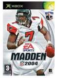 Electronic Arts Madden NFL 2004 Xbox Game