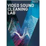 Magix Video Sound Cleaning Lab Multimedia Software