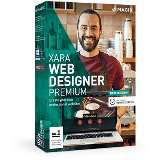 Magix Xara Web Designer 15 Premium Graphics Software