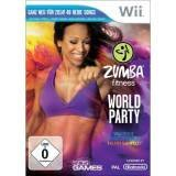 Majesco Zumba Fitness World Party Nintendo Wii Game