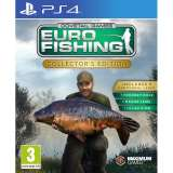 Maximum Family Games Euro Fishing Collectors Edition PS4 Playstation 4 Game