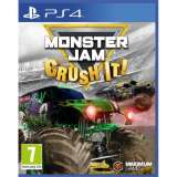 Maximum Family Games Monster Jam Crush It PS4 Playstation 4 Game