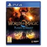 Maximum Family Games Worlds Of Magic Planar Conquest PS4 Playstation 4 Game