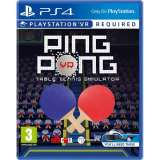 Merge Games Ping Pong PS4 Playstation 4 Game
