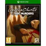 Microids Agatha Christie The Abc Murders Xbox One Game