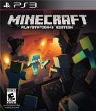 Microsoft Minecraft PS3 Playstation 3 Game