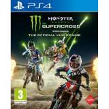 Milestone Monster Energy Supercross Videogame PS4 Playstation 4 Game