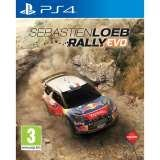 Milestone Sebastien Loeb Rally Evo PS4 Playstation 4 Game