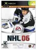 Electronic Arts NHL 06 Xbox Game