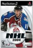 Electronic Arts NHL 2004 PS2 Playstation 2 Game