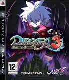 NIS Disgaea 3 Absence of Justice PS3 Playstation 3 Game
