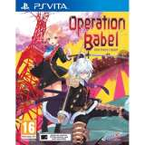 NIS Operation Babel New Tokyo Legacy PS Vita Game